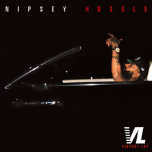 Image result for nipsey hussle victory lap album cover