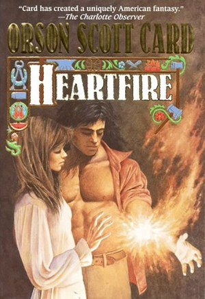 Heartfire - Front cover