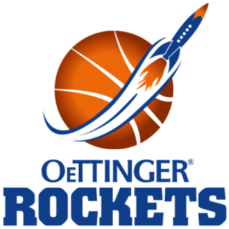 Rockets (basketball club) - The logo of the Oettinger Rockets