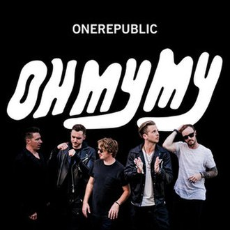 Oh My My (album) - Image: One Republic Oh My My