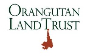 Orangutan Land Trust - Image: Orangutan Land Trust Logo