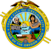 Official seal of City of Oregon City