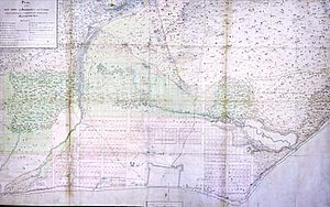 History of Pensacola, Florida - British plan for Pensacola, 1765