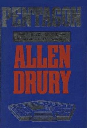 Pentagon (novel) - US first edition