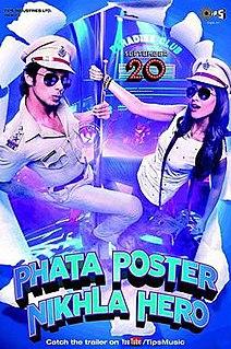<i>Phata Poster Nikhla Hero</i> 2013 film by Rajkumar Santoshi