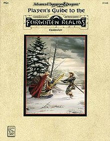 Player's Guide to the Forgotten Realms Campaign - Wikipedia
