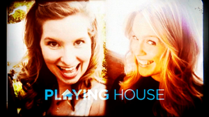 Playing House (TV series) - Image: Playing House intertitle