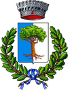 Coat of arms of Portico e San Benedetto