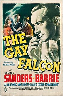 <i>The Gay Falcon</i>