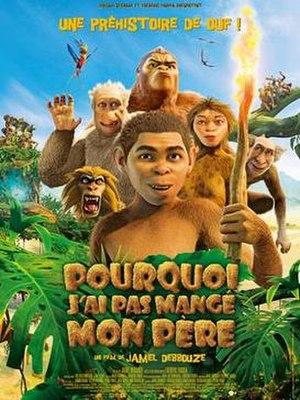 Animal Kingdom: Let's Go Ape - Film poster