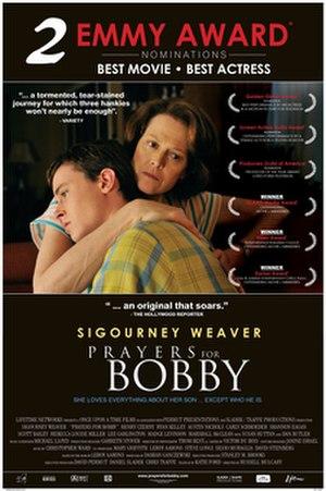 Prayers for Bobby - Film poster