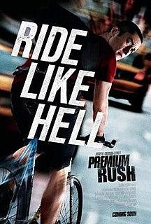 <i>Premium Rush</i> 2012 film by David Koepp