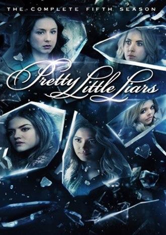 Pretty Little Liars (season 5) - Image: Pretty Little Liars Season 5 DVD Cover