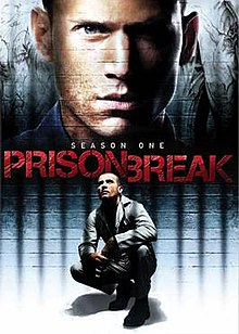 Prison Break - Season 1 (2005) TV Series poster on Ganool