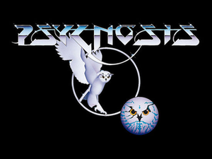 Psygnosis - The Psygnosis logo used in later releases, designed by Roger Dean