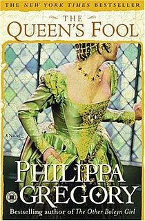 <i>The Queens Fool</i> book by Philippa Gregory