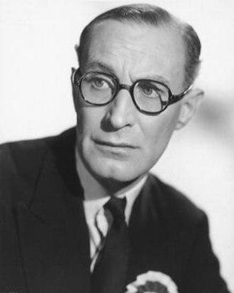 Richard Wattis - Wattis circa 1955