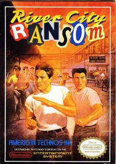 <i>River City Ransom</i> 1989 video game