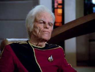 Too Short a Season - The make-up applied to actor Clayton Rohner to age him in the role of Admiral Mark Jameson was later criticised by the director and reviewers.