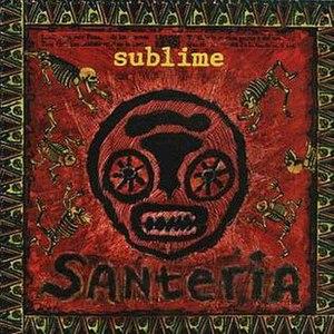 Santeria (song) - Image: Santeria (song)