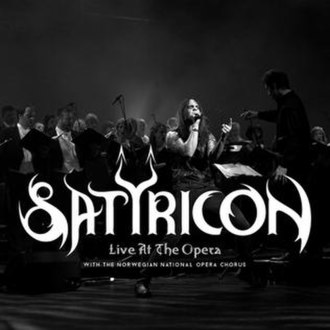 Live at the Opera - Image: Satyricon Live At The Opera