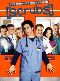 <i>Scrubs</i> (season 6)