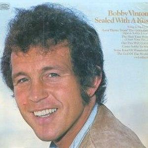 Sealed with a Kiss (Bobby Vinton album) - Image: Sealedwithakissa