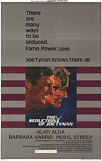 <i>The Seduction of Joe Tynan</i> 1979 film by Jerry Schatzberg