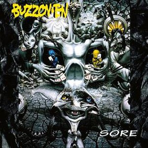 Sore (Buzzov*en album) - Image: Sore album cover