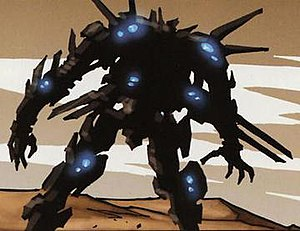 Soundwave (Transformers) - Soundwave's first appearance, in IDW comics.