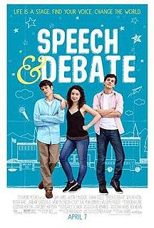 <i>Speech & Debate</i> 2016 American film