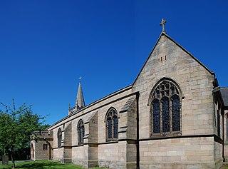 St Bartholomews Church, Long Benton Church