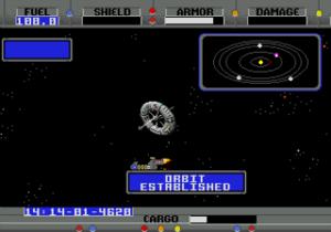 Starflight - Genesis version of Starflight