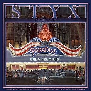 Paradise Theatre (album) - Image: Styx Paradise Theater
