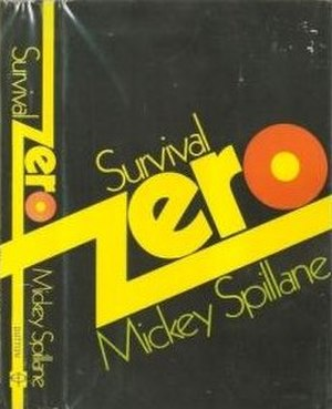 Survival... Zero! - First edition (publ. E.P. Dutton)