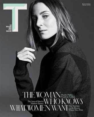 T: The New York Times Style Magazine - T: The New York Times Style Magazine (Spring 2014 issue)