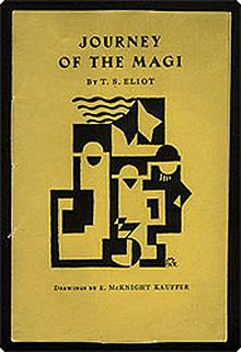 Journey Of The Magi Wikipedia