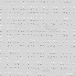Bharati Braille Alphabet