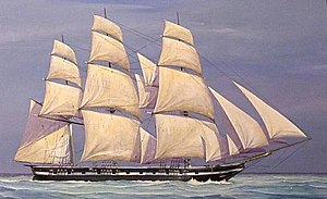 Naval Battle of Campeche - Image: Texan schooner Austin
