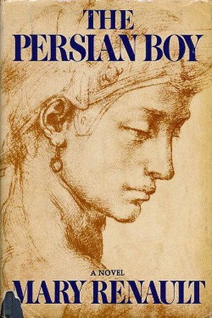 The Persian Boy - First US edition