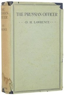 <i>The Prussian Officer and Other Stories</i> short story by D. H. Lawrence