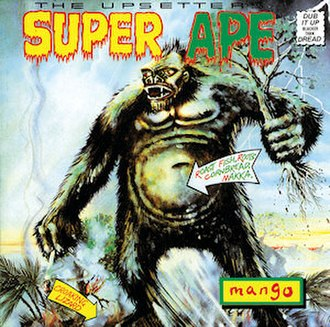 Super Ape - Image: The Upsetters Super Ape