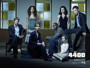 The 4400 - Season three cast of The 4400