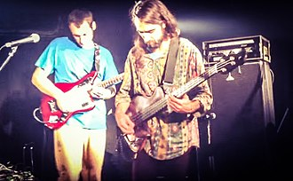 Nintendocore - Nintendo rock pioneers The Advantage performing in Japan in 2010.