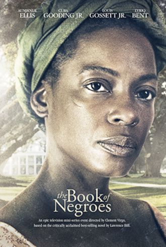 The Book of Negroes (miniseries) - Image: The Book of Negroes poster