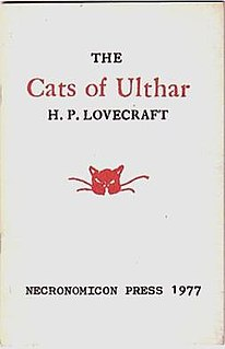 The Cats of Ulthar short story by H. P. Lovecraft
