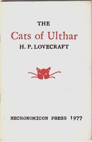 The Cats of Ulthar - Image: The Cats of Ulthar