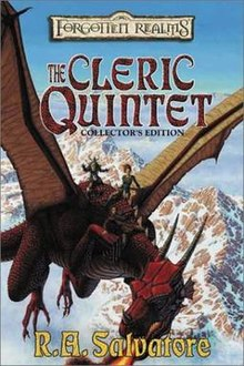 The Cleric Quintet - Wikipedia