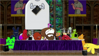 The Greatest Story Ever Told (<i>Aqua Teen Hunger Force Forever</i>) 9th episode of the eleventh season of Aqua Teen Hunger Force Forever