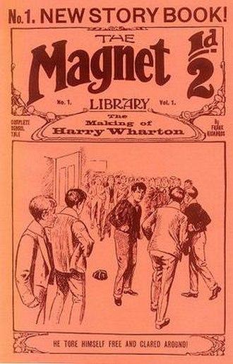 The Magnet - Magnet  Number 1, 1908